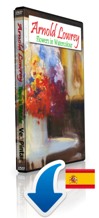 Arnold Lowrey - Pintar Flores en acuarela - Descarga directa
