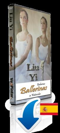 Liu Yi - Bailarinas en Acuarela - Descarga Directa